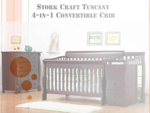 , title : 'Stork Craft Tuscany 4-in-1 Convertible Crib, Espresso Ultimate Guide & Review'