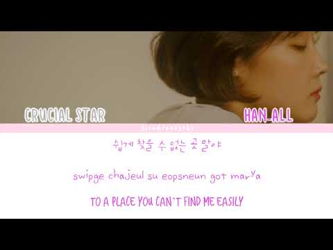 Crucial Star(크루셜스타) -study Abroad (Feat. Han-All) [han/rom/english Lyrics]