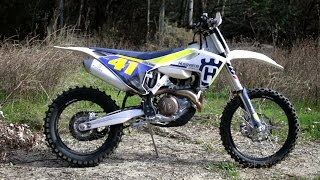7. 2017 Husqvarna FX 450 - Dirt Bike Magazine