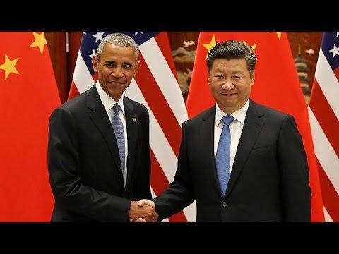 Επικύρωση της συμφωνίας για το κλίμα από Κίνα και ΗΠΑ