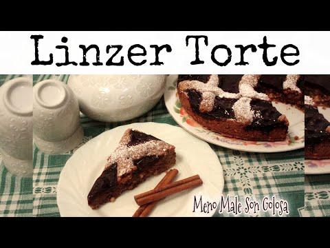 torta linzer  - ricetta