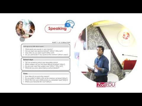 IELTS Orientation Seminar 9