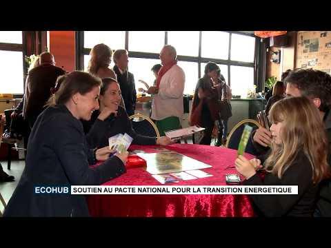 EcoHub : Soutien au Pacte National pour la transition énergétique