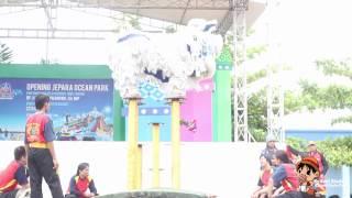 Barongsai Imlek 2017 di Jepara Ourland Park Keren Banget Imlek selalu identik dengan pentas seni atraksi barongsai dengan pertunjukan khasnya membuat penonto...