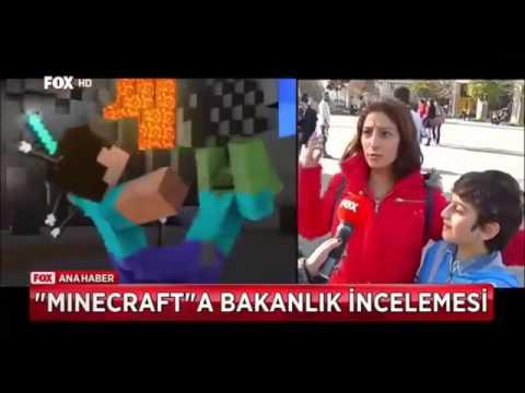 Minecraft yasaklanıyormu, en son bilgiler !
