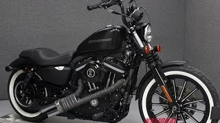 7. 2011  HARLEY DAVIDSON  XL883N SPORTSTER 883 IRON - National Powersports Distributors