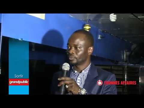 Lancement du bar Benin Blue Cabana
