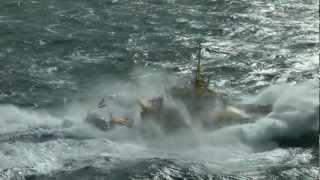 Video Schepen op de Noordzee, voor de kust van Hoek van Holland. MP3, 3GP, MP4, WEBM, AVI, FLV Juni 2018