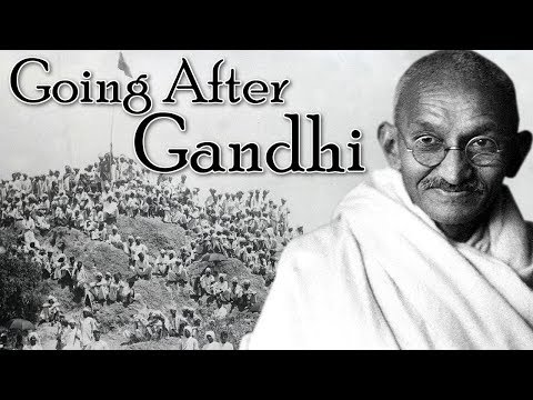 Going After Gandhi: A Perverted Purity