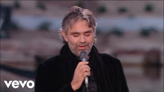 Video Andrea Bocelli - Besame Mucho - Live From Lake Las Vegas Resort, USA / 2006 MP3, 3GP, MP4, WEBM, AVI, FLV Juli 2018