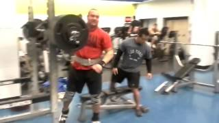 BC strongman workout compilation