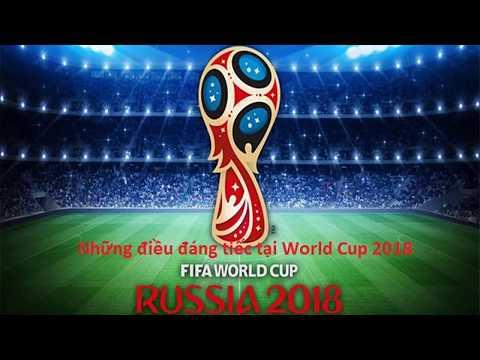Những sự thiếu vắng đáng tiếc nhất tại world cup 2018