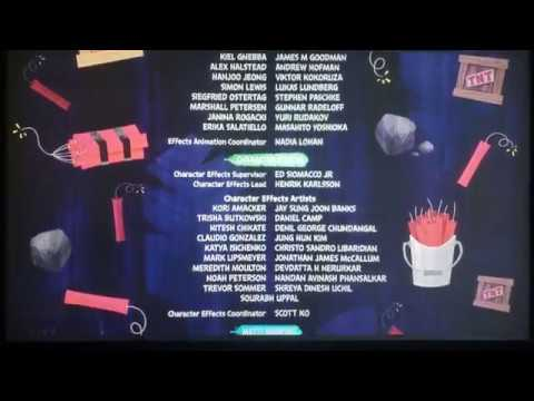 The Angry Birds Movie (2016) - End Credits (Part 1)