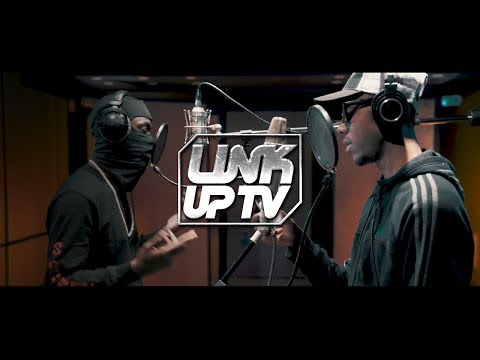 #410 Skengdo x AM – Behind Barz | Link Up TV