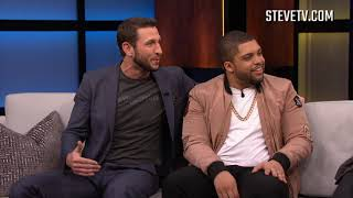 """Video The 'Den of Thieves' Cast Answer """"Who's The Biggest Ladies Man"""" & More MP3, 3GP, MP4, WEBM, AVI, FLV Juli 2018"""