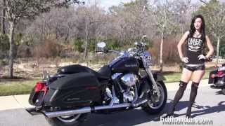 5. Used 2005 Harley Davidson Road King Custom Motorcycles for sale