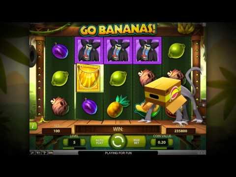 Go Bananas!™ - Net Entertainment