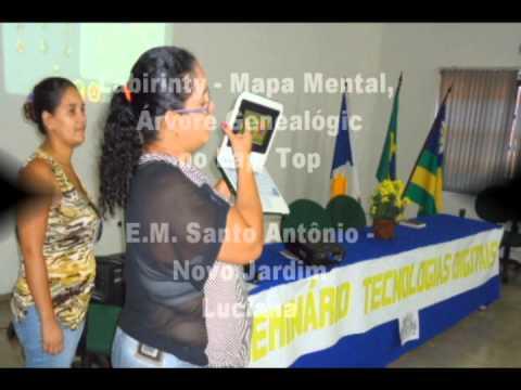 SEMINÁRIO EM TECNOLOGIAS DIGITAIS - NTE DIANÓPOLIS