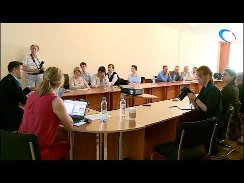 В Великом Новгороде обсудили веломаршрут от Кремля до Юрьева монастыря