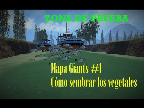 Giants Map LS11 v1.5