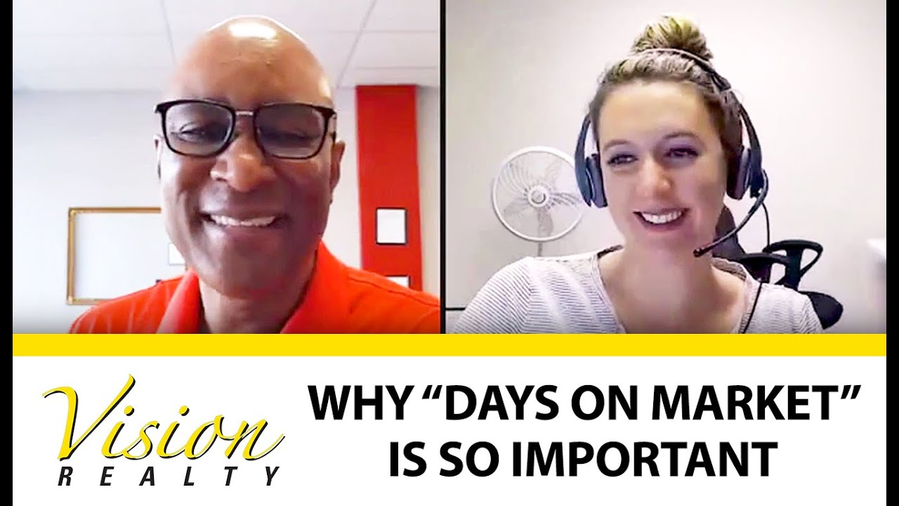 "What Does ""Days on Market"" Mean for You?"