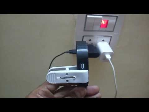 Life-hack tricks|Intex fitrist - How to make your own charger