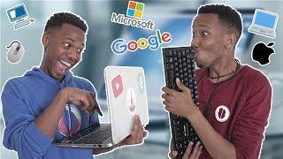 Video WHEN YOU HAVE A COMPUTER - LES PARODIE BROS MP3, 3GP, MP4, WEBM, AVI, FLV Agustus 2018
