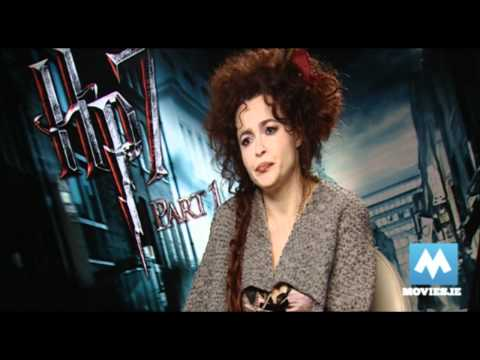 moviesireland - Bellatrix Lestrange aka Helena Bonham Carter talks about the final Harry Potter movie with Paul Byrne for http://www.Movies.ie SUBSCRIBE to our channel to ge...
