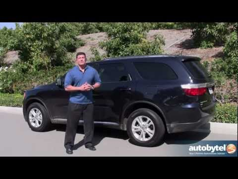 2012 Dodge Durango: Video Road test and Review