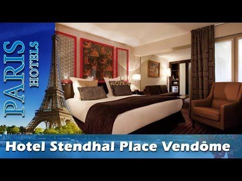 Hotel Stendhal Place Vendôme Paris - MGallery by Sofitel - Paris Hotels, France