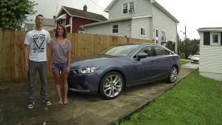 2014 Mazda6 Test Drive&Car Video Review
