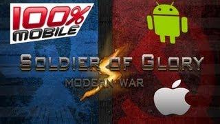 Soldiers of Glory: Modern War videosu