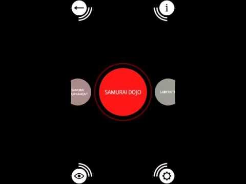 Audio Game HUB. iOS Gameplay.