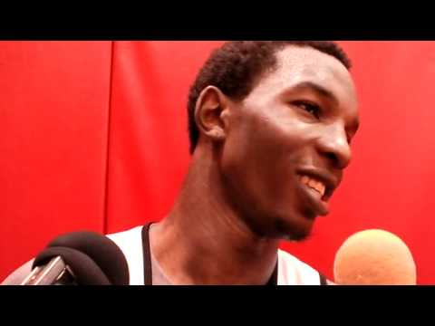 Hasheem Thabeet on possibly being waived
