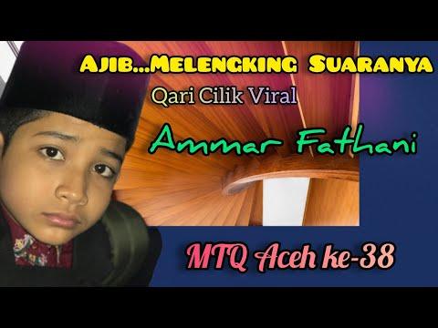 Video M Ammar fathani MTQ provinsi Aceh  ke XXXIII download in MP3, 3GP, MP4, WEBM, AVI, FLV January 2017