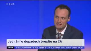 Jednání o dopadech brexitu na ČR