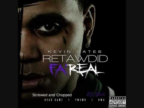 15-Kevin Gates-Retawdid Fa' Real ft. Flame Gang Flow S&C