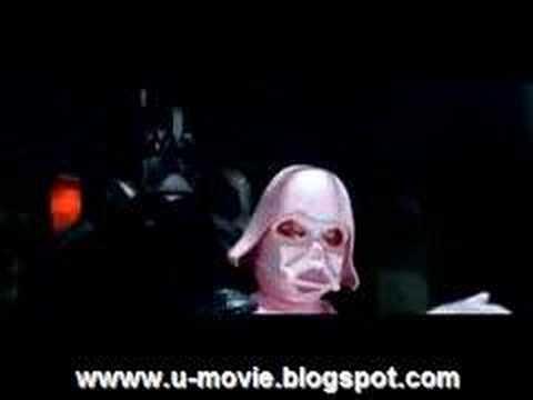 Darth Vader in love