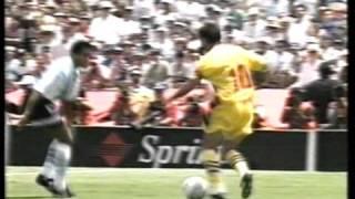 Download Video România Argentina World Cup 1994 14min rezumat MP3 3GP MP4
