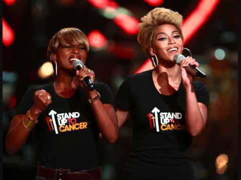 Mary J Blige Ft Beyonce - Love A Woman(myslowedup)