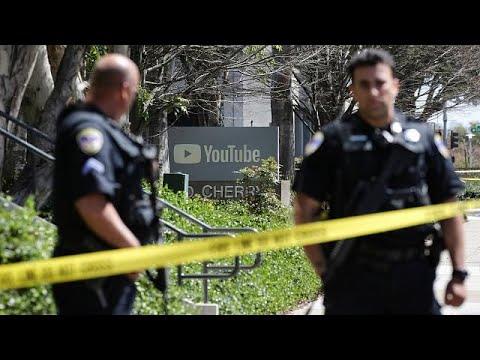 ΗΠΑ: Τρεις τραυματίες από τα πυρά ένοπλης στα γραφεία του You Tube