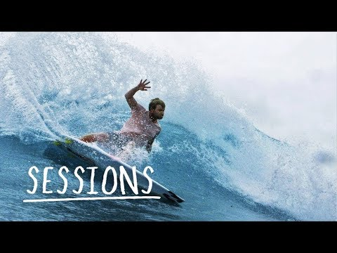 In search of perfect waves in outer Indonesia. | Sessions