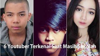 Video Enam (6) Youtuber Indonesia yang Sudah Terkenal Saat Masih Sekolah MP3, 3GP, MP4, WEBM, AVI, FLV Desember 2017