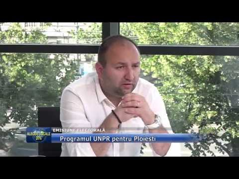 Emisiunea Electorală – 1 iunie 2016 – Raul Petrescu, UNPR