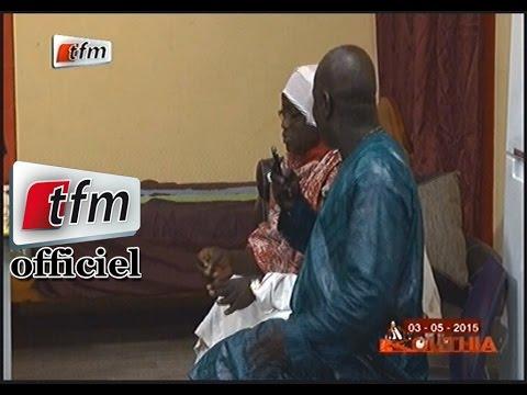 Kouthia Show -  Omar Pène  envoyé au Yemen  - 04 juin 2015