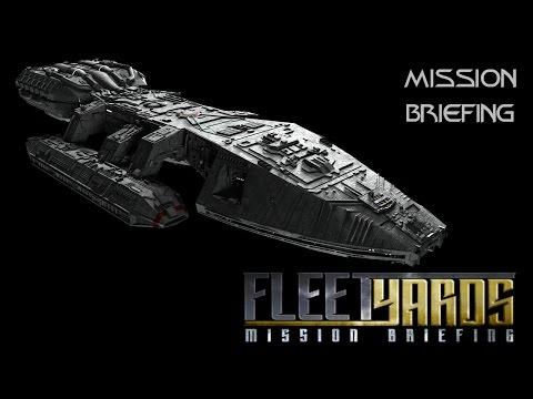 Battlestar Galactica (BSG 1978) - Fleetyards Mission Briefing