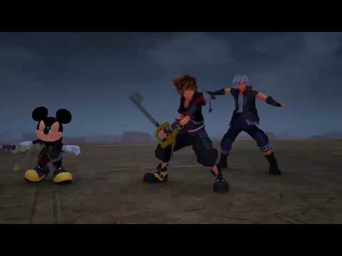 Kingdom hearts 3 game over and retry quotes