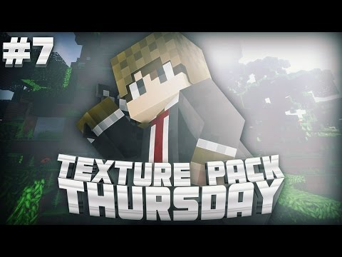 Minecraft: Texture Pack Thursday Week #7