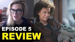 The Mandalorian Episode 5 REVIEW & REACTION by Beyond The Trailer