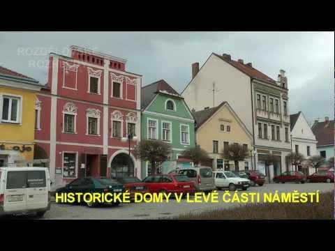 Město a zámek Kamenice nad Lipou